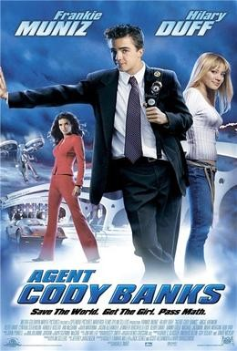 Постер фильма Агент Коди Бэнкс (2003)