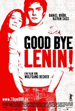 Постер фильма Гуд бай, Ленин! (2003)