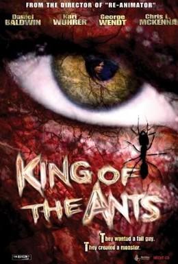 Постер фильма Король муравьев (2003)