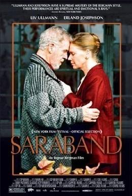 Постер фильма Сарабанда (2003)
