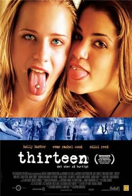 Постер фильма Тринадцать (2003)