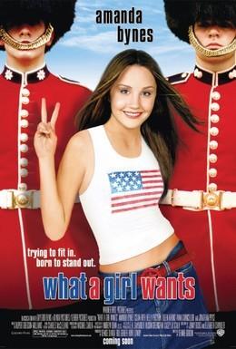Постер фильма Чего хочет девушка (2003)