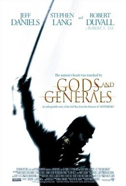 Постер фильма Боги и генералы (2003)