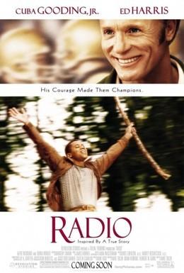 Постер фильма Радио (2003)
