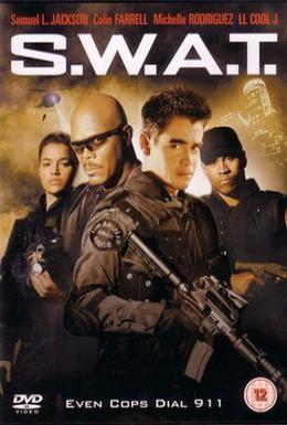 Постер фильма S.W.A.T.: Спецназ города ангелов (2003)