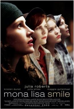 Постер фильма Улыбка Моны Лизы (2003)