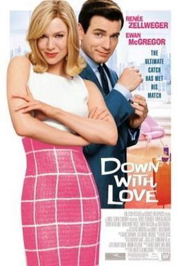 Постер фильма К черту любовь (2003)