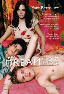 Постер фильма Мечтатели (2003)