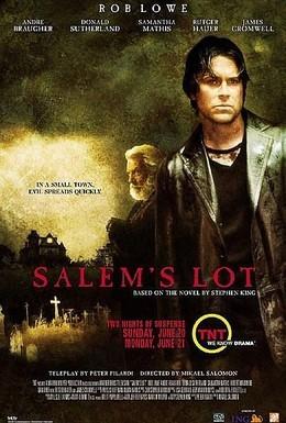 Постер фильма Участь Салема (2004)