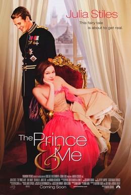 Постер фильма Принц и я (2004)