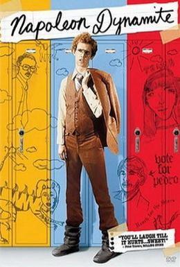 Постер фильма Наполеон Динамит (2004)