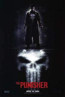 Постер фильма Каратель (2004)