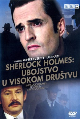 Постер фильма Шерлок Холмс и дело о шелковом чулке (2004)