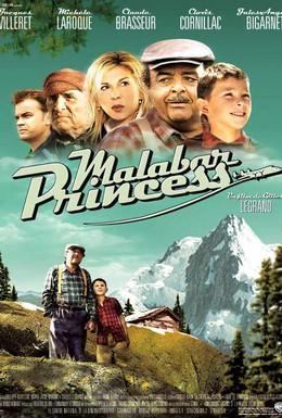 Постер фильма Принцесса Малабара (2004)