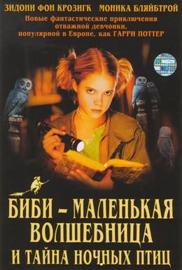 Постер фильма Биби – маленькая волшебница и тайна ночных птиц (2004)