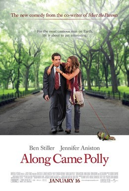 Постер фильма А вот и Полли (2004)