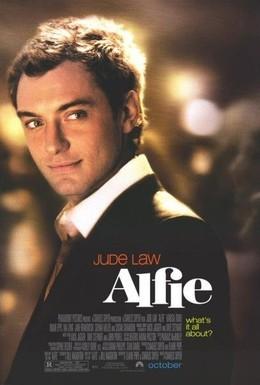 Постер фильма Красавчик Алфи, или Чего хотят мужчины (2004)