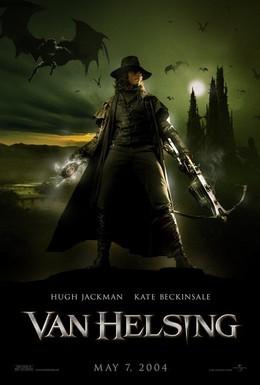 Постер фильма Ван Хельсинг (2004)