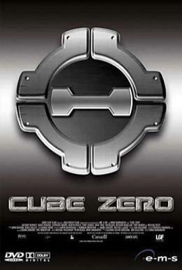 Постер фильма Куб Зеро (2004)