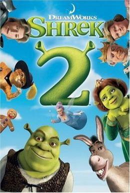 Постер фильма Шрек 2 (2004)