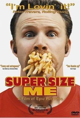 Постер фильма Двойная порция (2004)