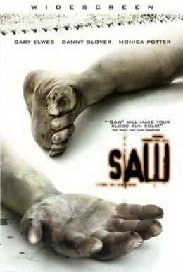 Постер фильма Пила: Игра на выживание (2004)