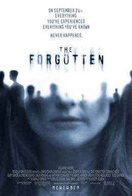 Постер фильма Забытое (2004)
