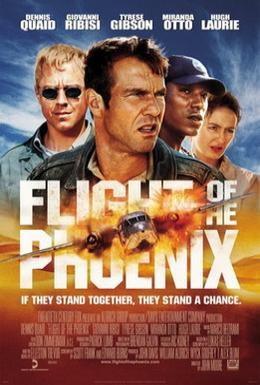 Постер фильма Полет Феникса (2004)