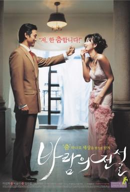Постер фильма Танец с ветром (2004)