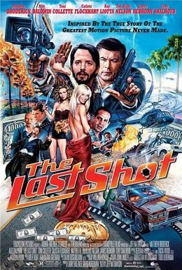 Постер фильма Последний кадр (2004)