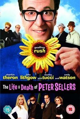 Постер фильма Жизнь и смерть Питера Селлерса (2004)