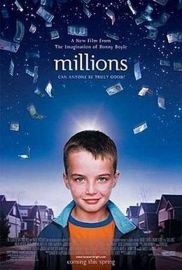 Постер фильма Миллионы (2004)