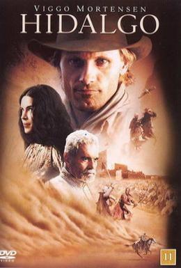 Постер фильма Идальго: Погоня в пустыне (2004)