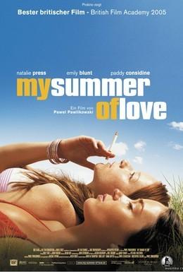 Постер фильма Мое лето любви (2004)