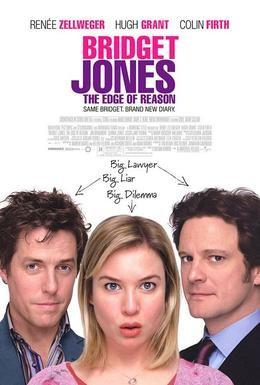 Постер фильма Бриджит Джонс: Грани разумного (2004)