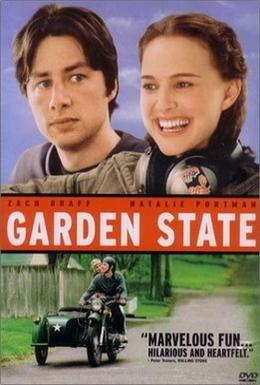 Постер фильма Страна садов (2004)