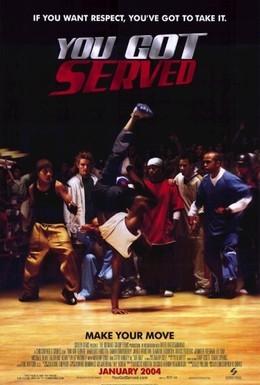 Постер фильма Танцы улиц (2004)
