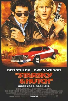 Постер фильма Старски и Хатч (2004)