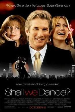 Постер фильма Давайте потанцуем (2004)