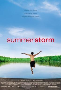 Постер фильма Летний шторм (2004)