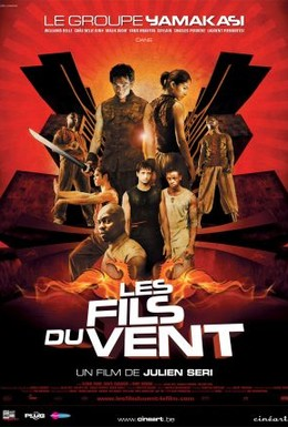 Постер фильма Ямакаси 2 (2004)