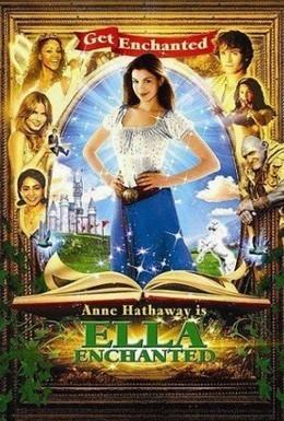 Постер фильма Заколдованная Элла (2004)