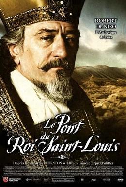 Постер фильма Мост короля Людовика Святого (2004)