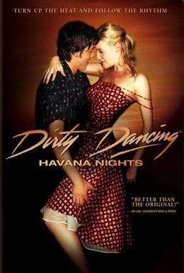 Постер фильма Грязные танцы 2: Гаванские ночи (2004)