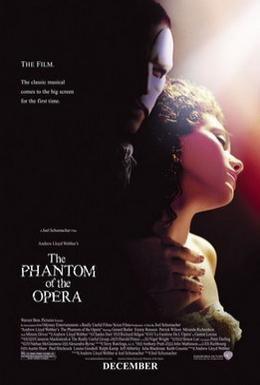 Постер фильма Призрак оперы (2004)