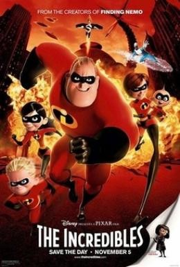 Постер фильма Суперсемейка (2004)