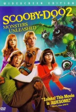 Постер фильма Скуби-Ду 2: Монстры на свободе (2004)