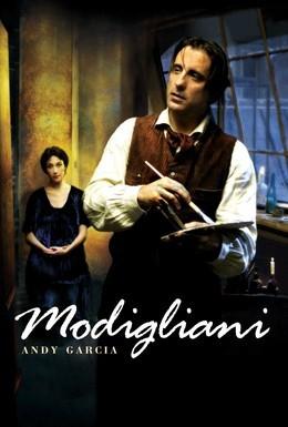 Постер фильма Модильяни (2004)