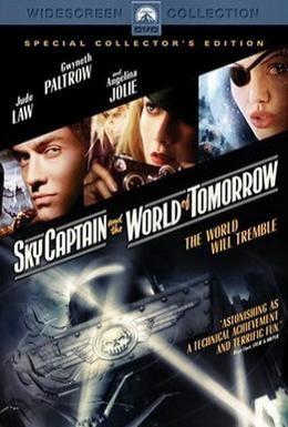 Постер фильма Небесный капитан и мир будущего (2004)