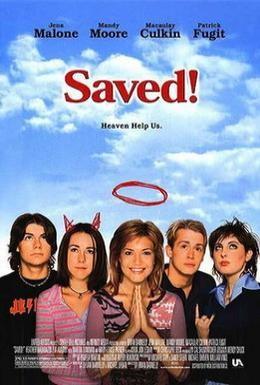 Постер фильма Спасенная (2004)